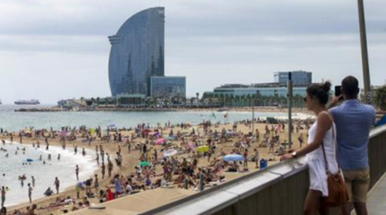 В Барселона: Нашествие на джебчии и насилници