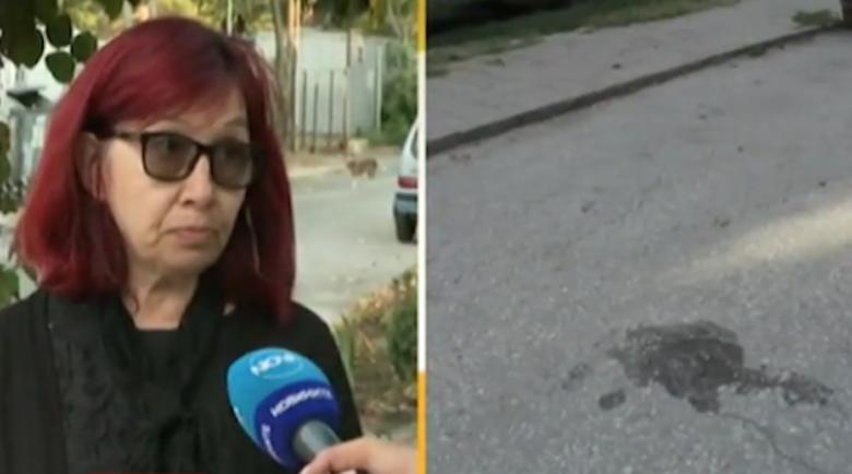 Дъщерята на блъснатата от сина на шефа на НАП: Майка ми е премазана, хвърчала е 10 метра