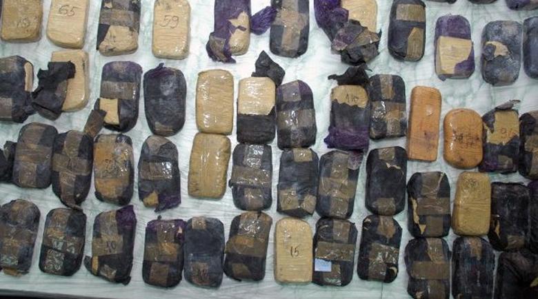 Рекорд! На Острова заловиха 1,3 тона хероин в хавлии