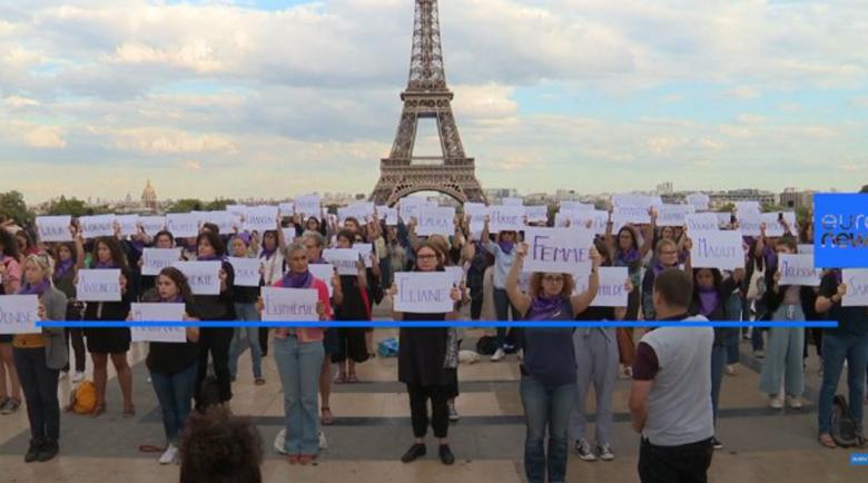 Във Франция бият тревога: 100 жени убити при домашно насилие
