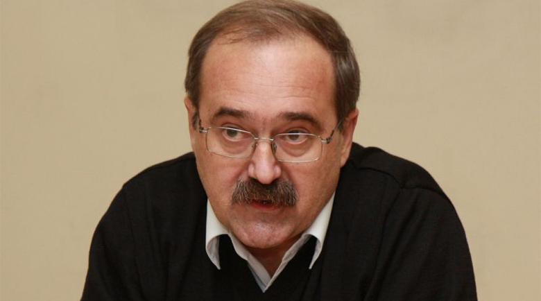 """Бившият главен редактор на в. """"Дума"""" Юрий Борисов е арестуван"""