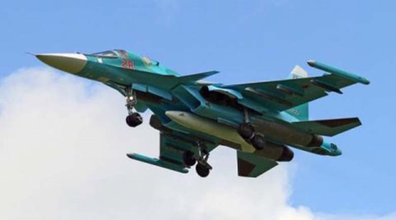 Челен удар! Руски изтребители се удариха в небето
