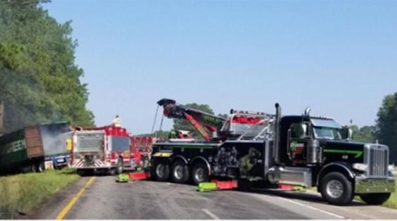Български шофьор загина при зверска катастрофа в САЩ