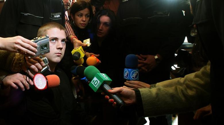 Убиецът Майкъл Шийлдс проговори: За ареста у нас, павето и бармана Мартин