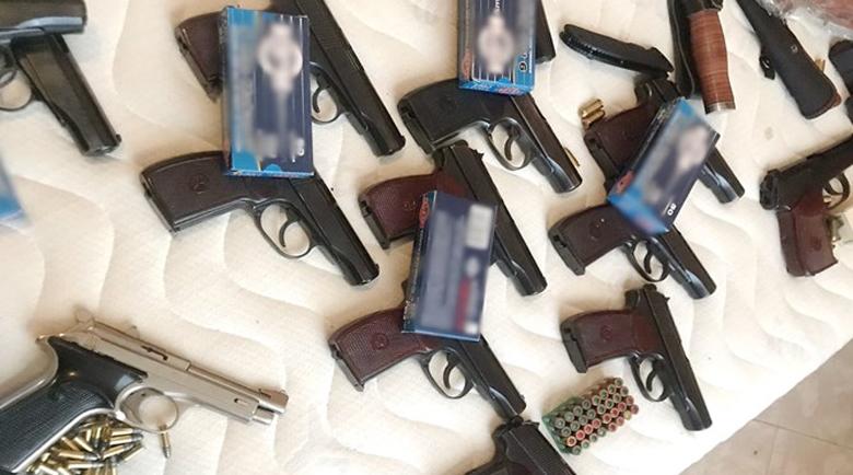 Банда зареждала с оръжие и дрога от София британската мафия