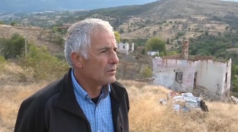 Мъж, загубил дома си при пожар: Вече две години чакам помощ, нямам надежда