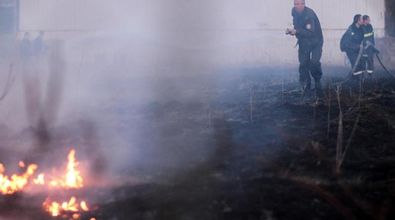 9 от 10 пожара са запалени от човешка ръка