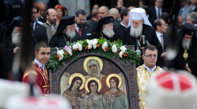 Днес почитаме Светите мъченици Вяра, Надежда и Любов и тяхната майка София