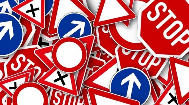 Важно! МРРБ въвежда 8 нови знака на пътя!