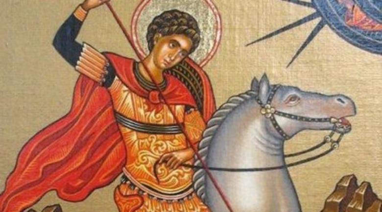 Почитаме Свети великомъченик Димитър Солунски