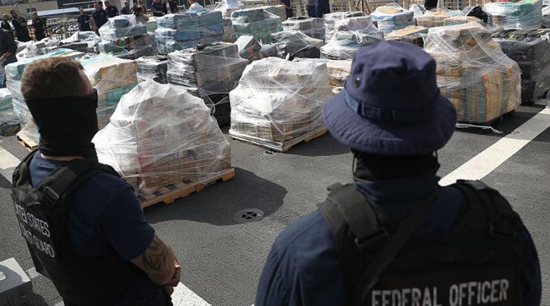 Близо един тон кокаин беше конфискуван в Коста Рика