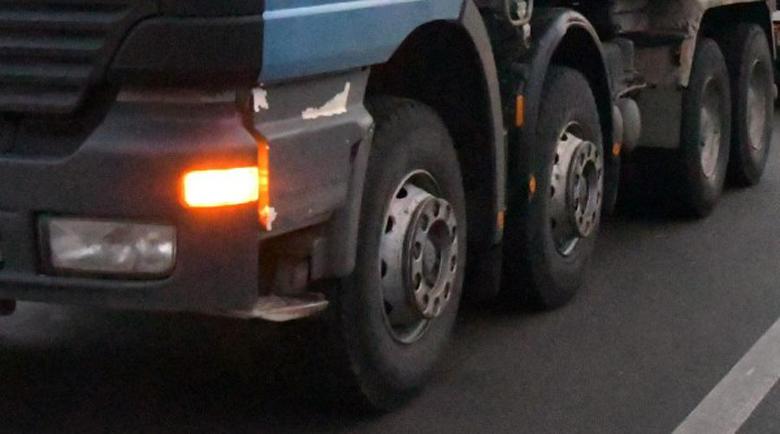 Товарен автомобил премаза бургазлия