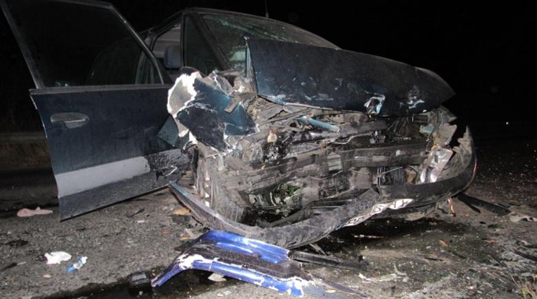 Челен удар на пътя Русе-Разград изпрати двама в болница