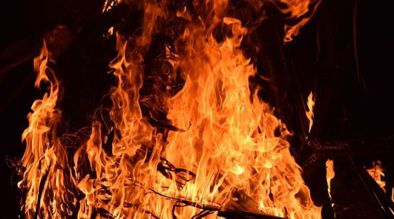 64-годишен загина в пожар край Разград