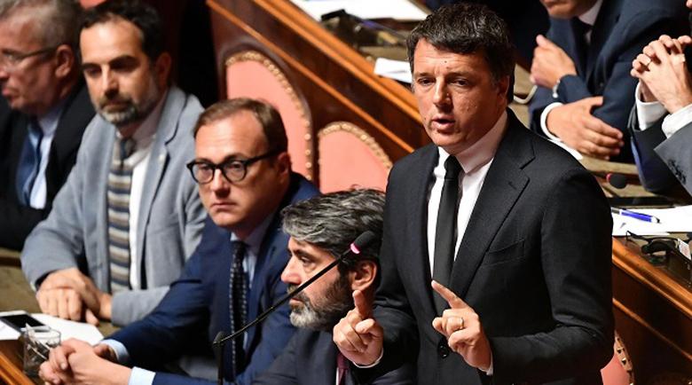 Родителите на премиера на Италия са измамници