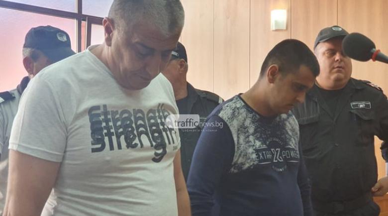 Убийците от Наречен се разминаха във версиите си в съда