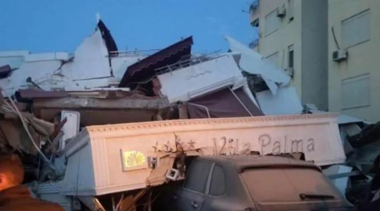 Силно земетресение пак удари порутената Албания