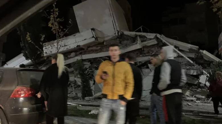 Земетресението от ада: Живот сред руините в Албания