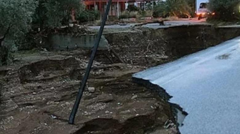 Бурята вилня и тази нощ в Гърция, взе още една жертва