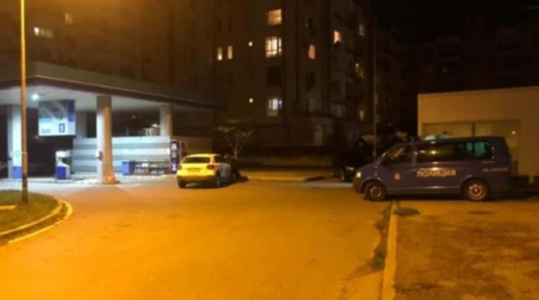 Обирджиите на газстанцията ранили жена, отмъкнали близо 2 бона