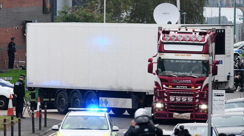 Собствениците на регистрирания в България камион-ковчег го продали преди повече от година