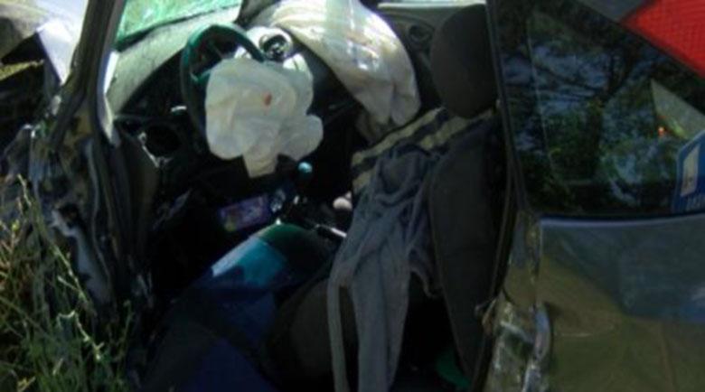 Мъж и жeнa ранени при челен удар на пътя София – Варна