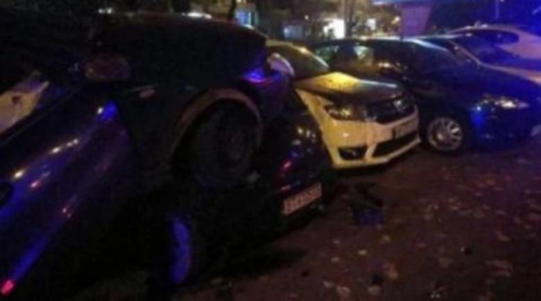 20-годишен направи невиждан погром тази нощ във Велико Търново