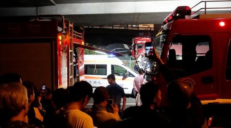 Строящ се тунел рухна в Китай, има жертви
