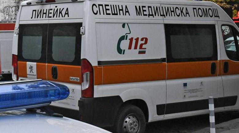 Взрив на газова бутилка рани жена на 49 години