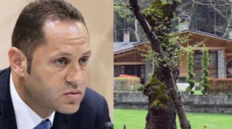 """10 съдии не искат делото срещу Манолев за луксозната къща """"за гости"""""""