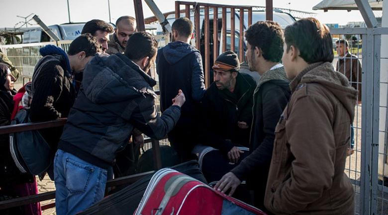 100 000 афганистанци, сирийци и иранци заловени по границата от началото на годината