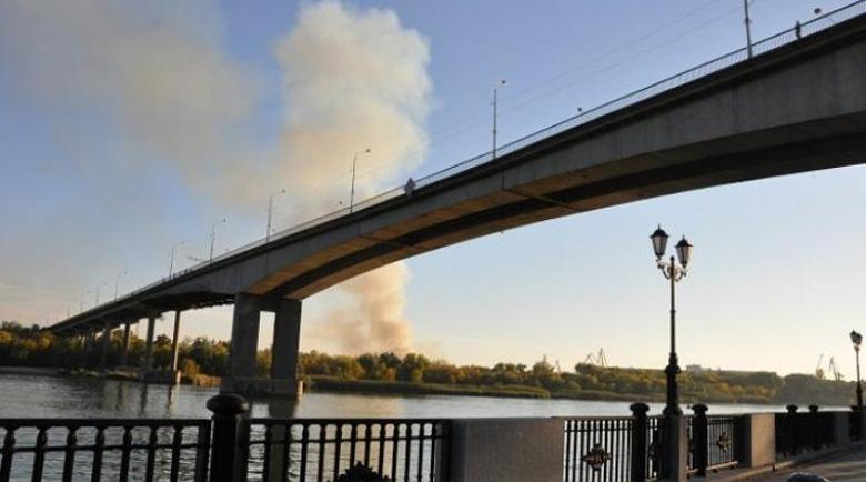 Руснак падна от висок мост върху проводници и… оцеля