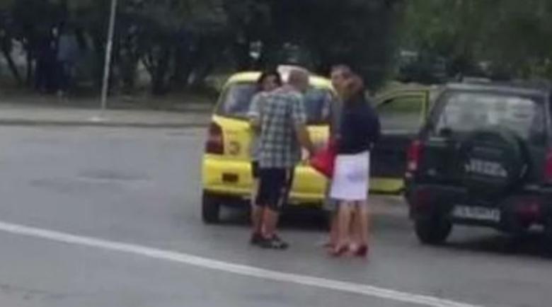 Брутална саморазправа посред бял ден между двама шофьори