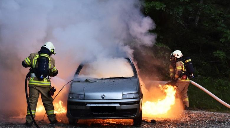 Три коли изгоряха тази нощ в Перник