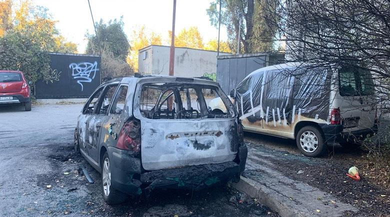 """Епидемията от палежи на коли в София стигна и до """"Лагера"""""""
