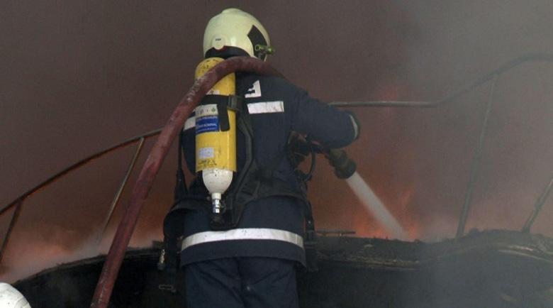 Газова бутилка подпали къща в Кюстендил