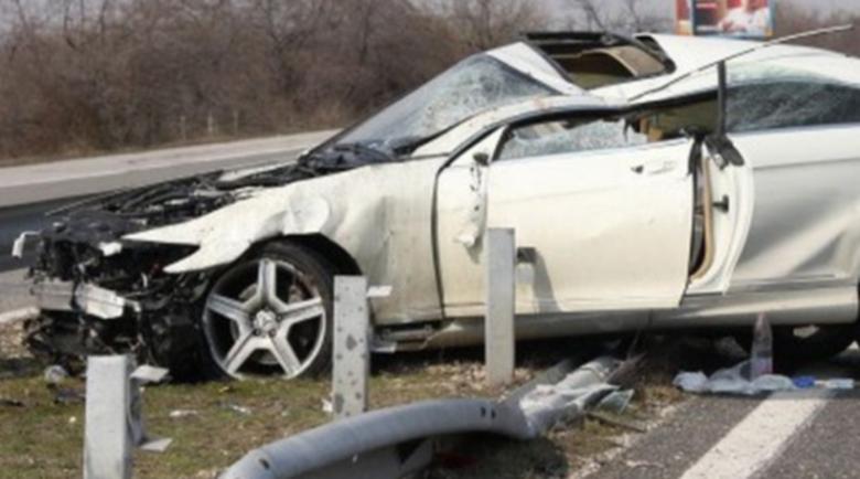 """Загиналият вчера на магистрала """"Тракия"""" оставя бебе пеленаче и млада вдовица"""