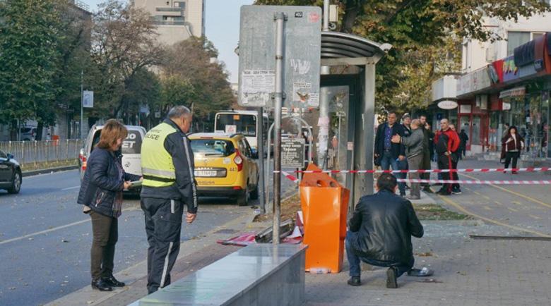 21-годишен отнесе трима души на спирка във Варна