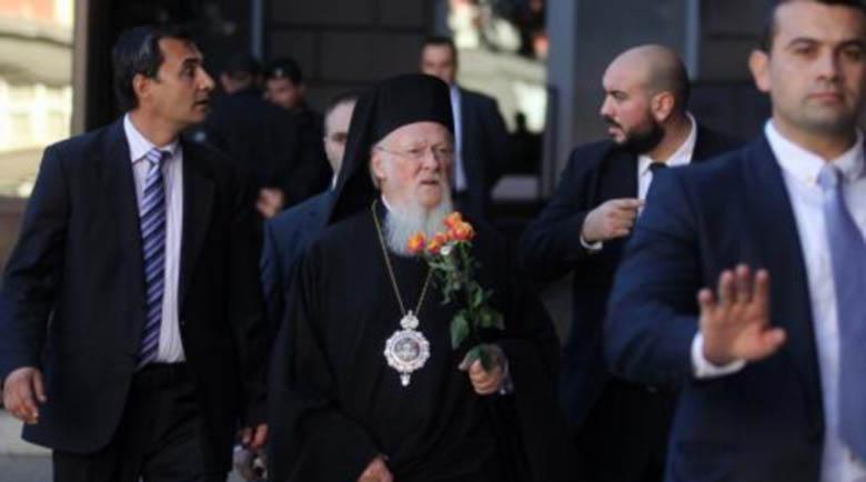 Арестуваха крадците, влезли в дома на Вселенския патриарх