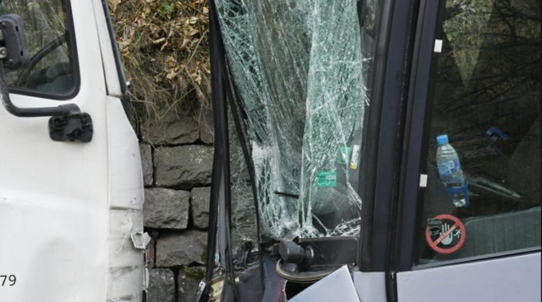 Меле край Силистра: Шофьор на автобус загина