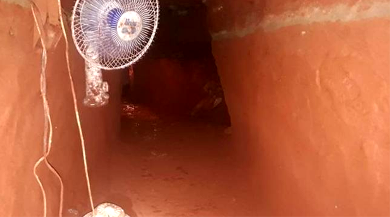 Спипаха банда супер спецове по банкови обири в Бразилия, изкопала 60-метров тунел под банка