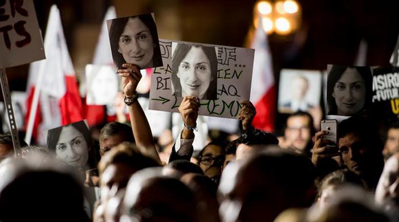 Като в мафиотски филм: Ужасяващи разкрития за убийството на Дафне в Малта