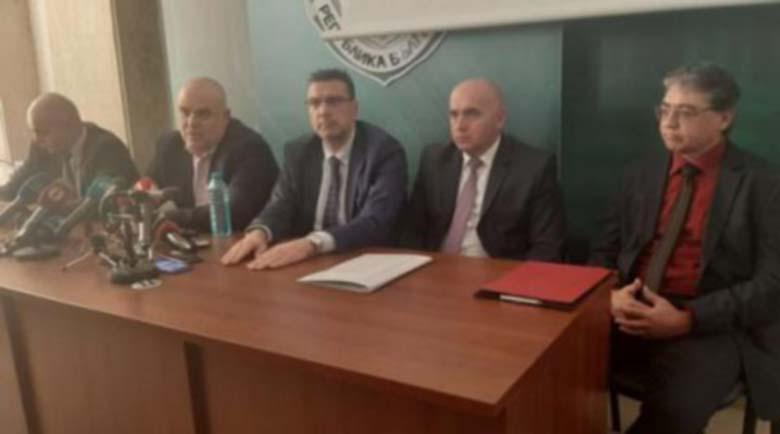 Жестоко убийство в Бургас, МВР и прокуратурата на крак