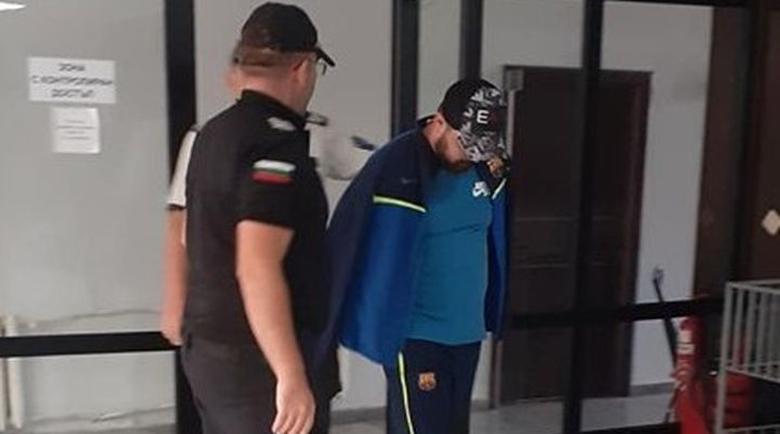 1 година затвор за бандита Гурвата за разпространение на наркотици