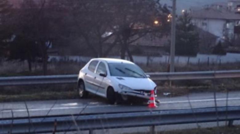 Тежка катастрофа с двама ранени на пътя София – Варна