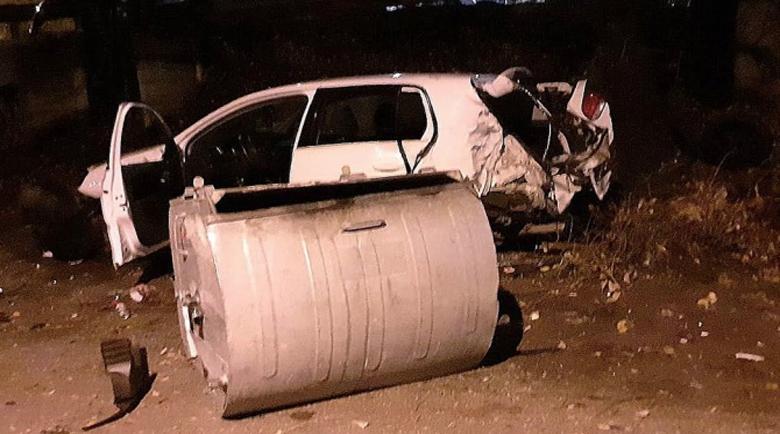 Младеж е с опасност за живота след жестока катастрофа във Варна
