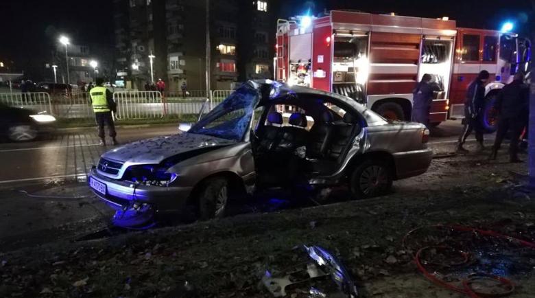 Кръстовище събра катастрофите на Шумен за четири часа