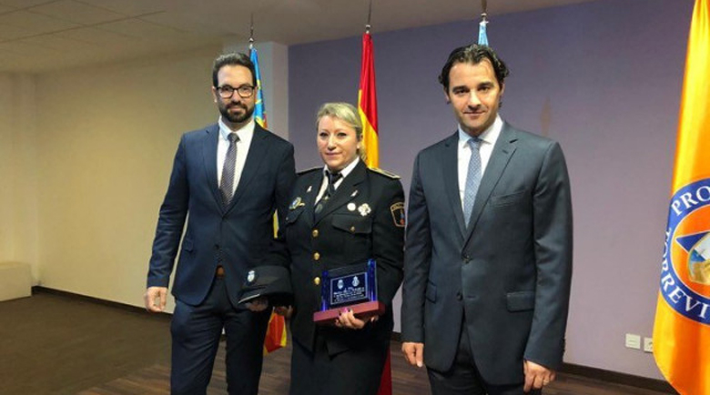 Българска полицайка смая с геройската си постъпка цяла Испания