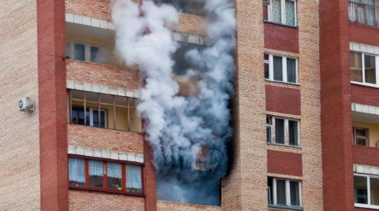 Мъж подпали жилището на възлюбената си с дезодорант