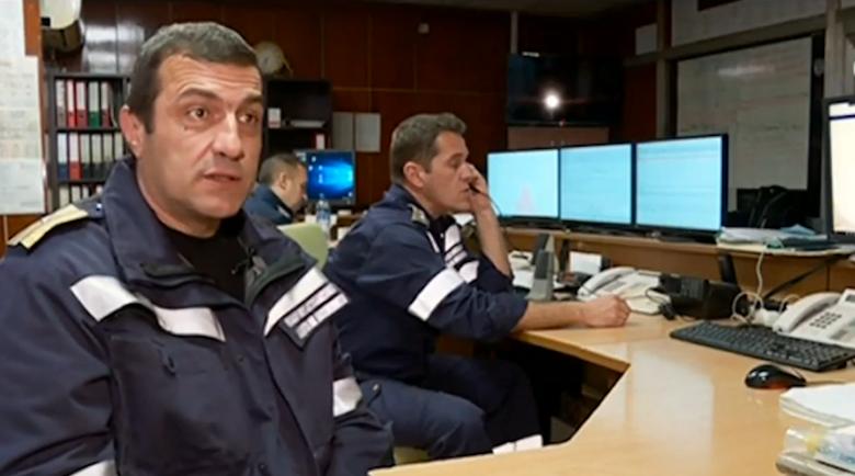 """Героите! Пожарникарите, предотвратили по-голяма трагедия в """"Пирогов"""""""